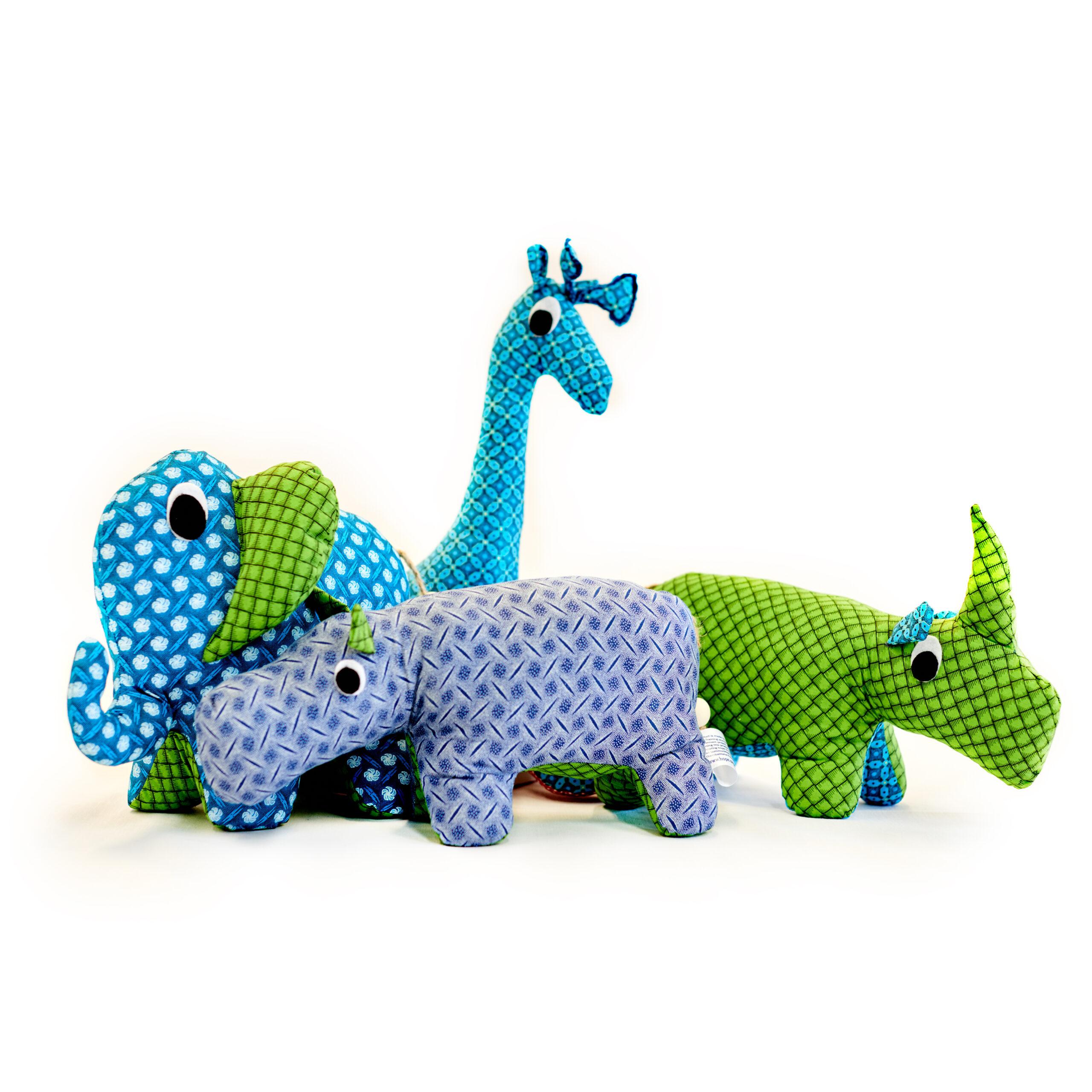Fabric Animals The Forgood Blog