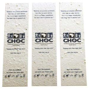 CHOC Bookmarks
