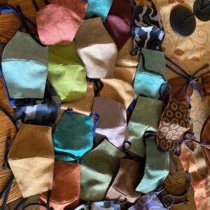 Fabric masks 12