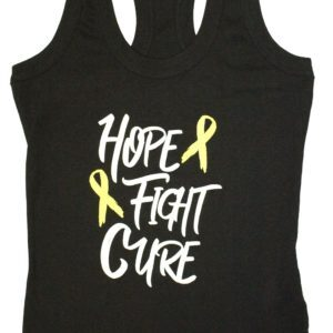 Vest: Hope, Fight and Cure