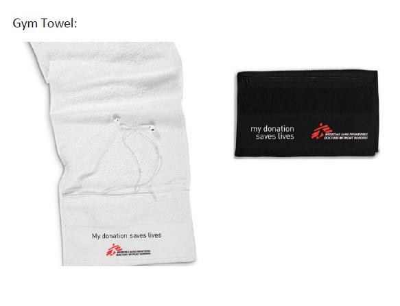 Gym Towel (MSF)