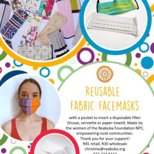 Fabric masks 4