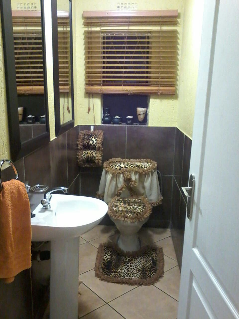 Toilet Covers and sets